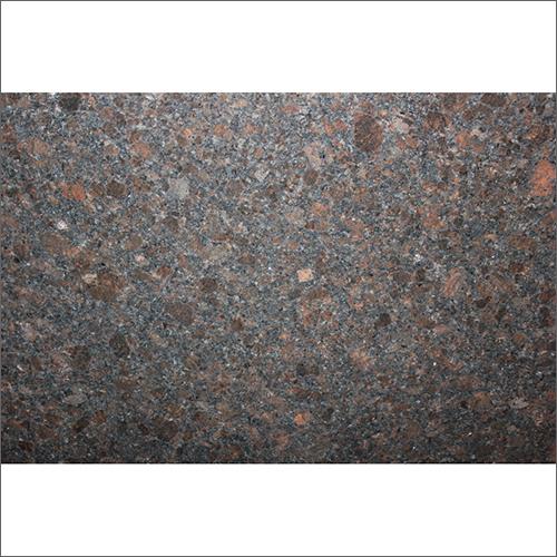 Coffee Brown Close Up Granite Stone