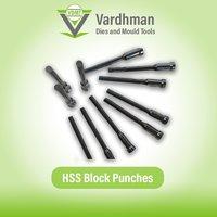 HSS Block Punch
