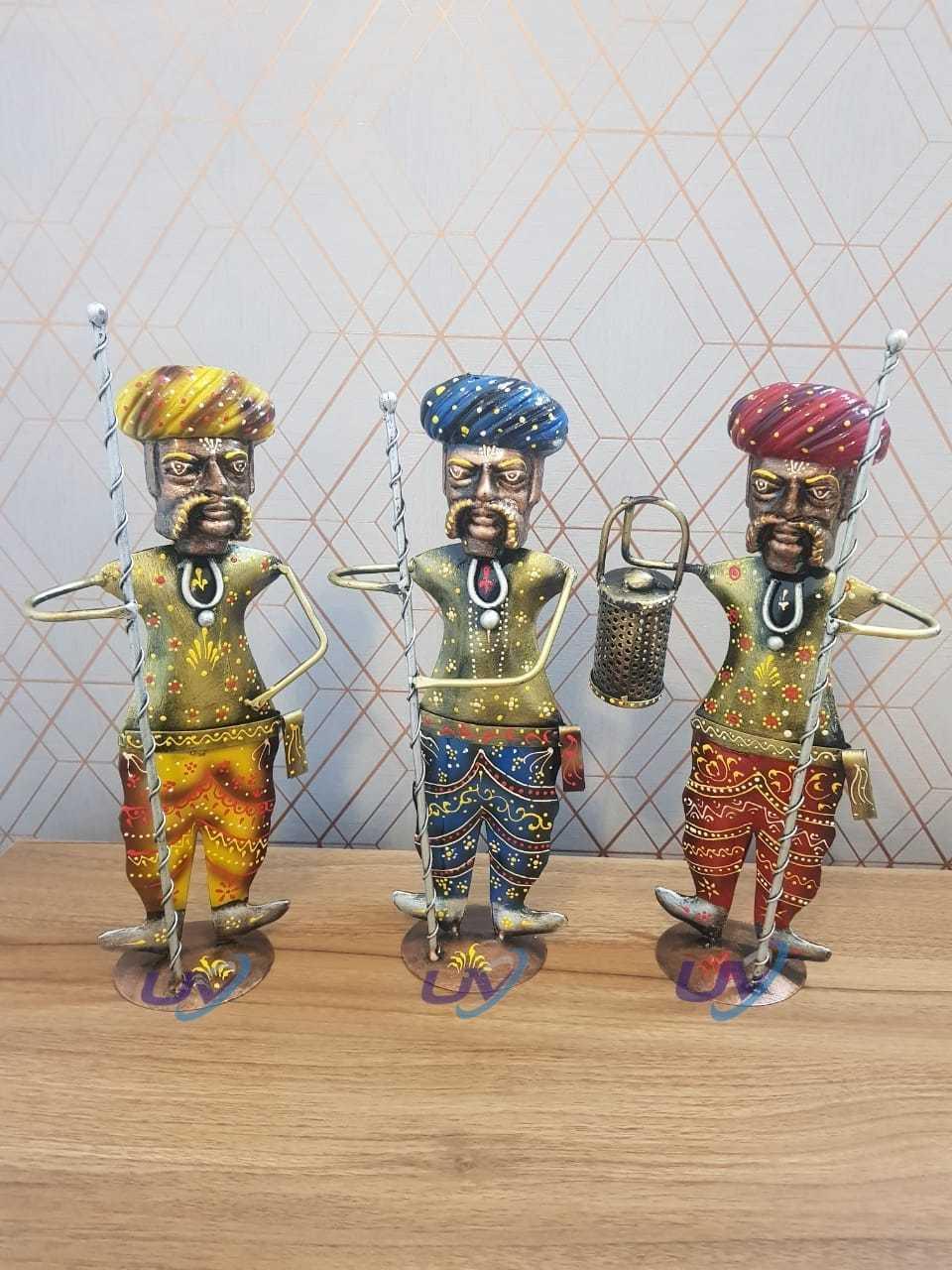 Rajasthani Chowkidar set of 3