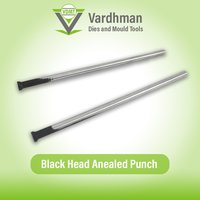 Black Head Anealed Punch