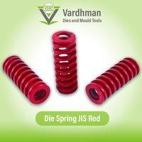 Die spring JIS  Red
