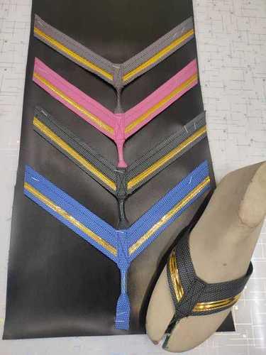 Ladies Footwear Upper Straps