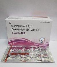 ESOMEPRAZOLE (EC)  & DOMPERIDONE (SR) CAPSULE