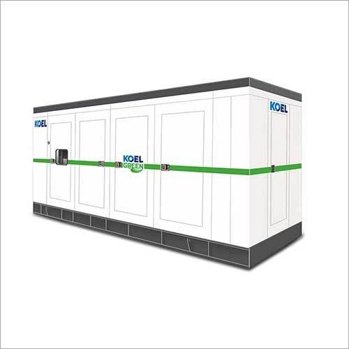 750 kVA - 1010 kVA Diesel Genset
