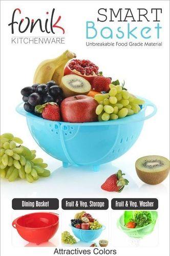 Plastic Vegetable Basket