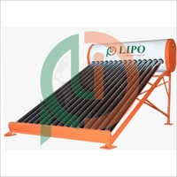 Solar Water Heater ETC 150 LPD