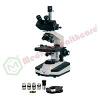 TRINOCULAR RESEARCH PHASE  CONTRAST MICROSCOPE VISION PLUS