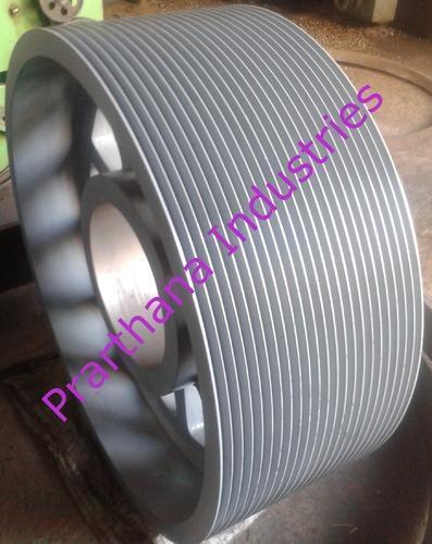Multi Groove V Belt Pulley