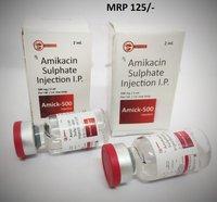 AMIKACIN SULPHATE INJECTION I.P.