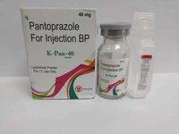 PANTOPRAZOLE FOR INJECTION BP