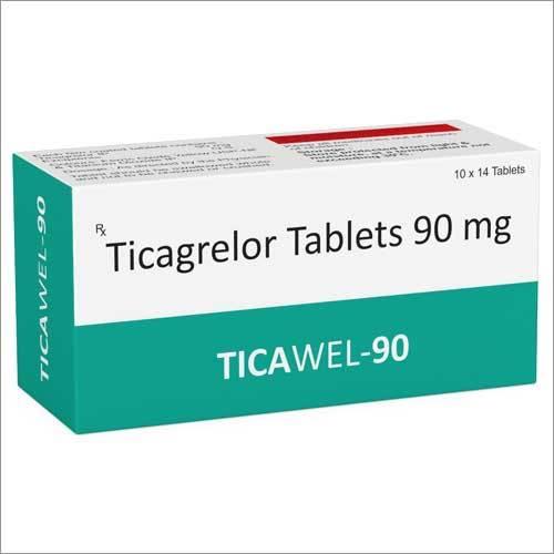 90 mg Ticagrelor Tablets