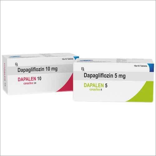 5-10 mg Dapagliflozin Tablets