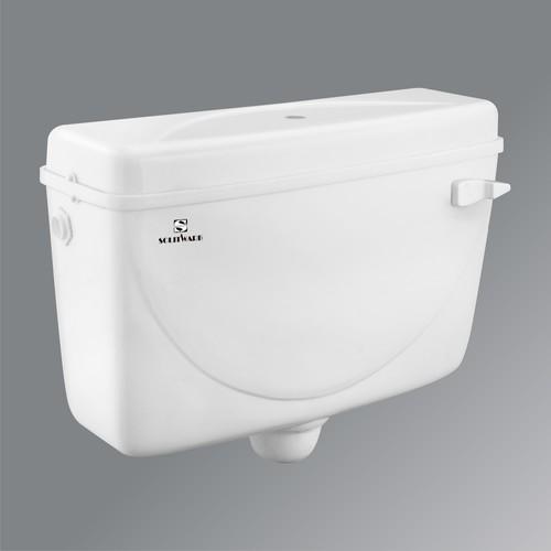 Single Flush (Side Handle Flushing Cistern)