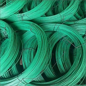 Industrial PVC Coated Wire