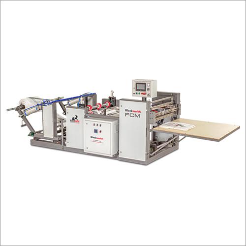 Automatic Woven Fabric Cutting Machine