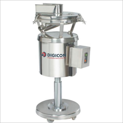 Deburring And Dedusting Machine
