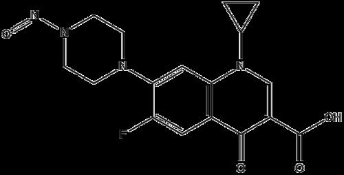 N-Nitroso Ciprofloxacin