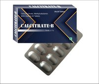 Calcium Citrate, Methylcobalamin with Vitamin K2 Tablets