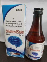 A SUPREME MEMORY TONIC FOR BOOSTING UP MEMORY & STRENGTHEN NERVOUS SYSTEM  SYRUP