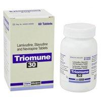 Triomune 150mg/30mg/200mg Tablet