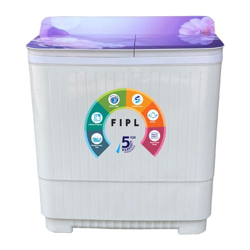 12KG Full Tuffen Glass Washing Machine