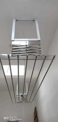 CLOTH DRYING HANGER AND STAND MANUFACTURER IN ARASUR - 641407