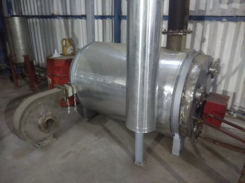 Indirect Fired Shell Hot Air Generator