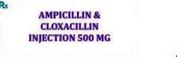 Ampicillin Cloxacillin