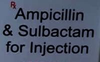 Ampicillin Sulbactam Inj