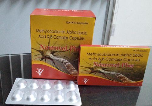 METHYLCOBALAMIN , ALPHA LIPOIC ACID & B- COMPLEX CAPSULES