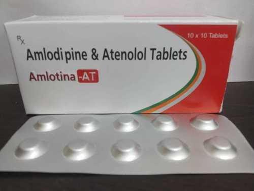 AMLODIPINE & ATENOLOL TABLETS