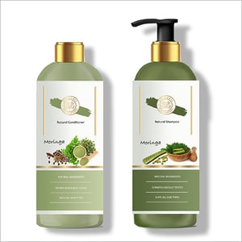 Moringo Herbal Shampoo & Conditioner
