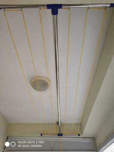 CEILING CLOTH DRYING HANGER MANUFACTURER IN RS PURAM- 641002