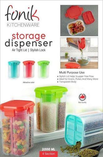 Plastic Storage Dispenser