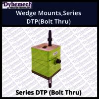 Wedge Mounts, Series DTP (BOLT THRU)