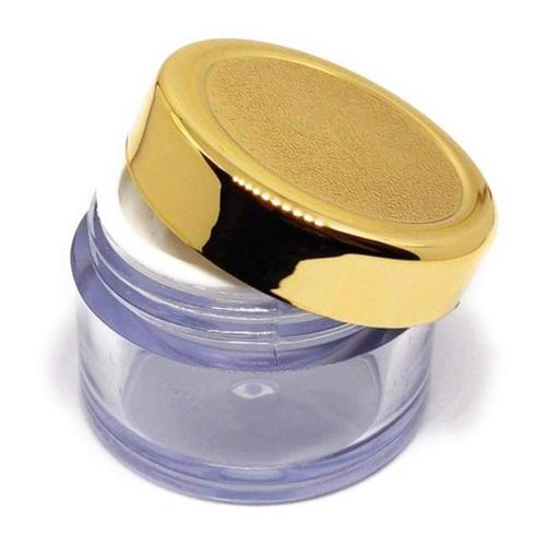 Acrylic Jar with Goldmetalizing Cap (15gm)