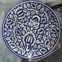 Ceramic Hand Paint Dinner Plates