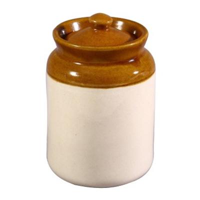 Ceramic Pickle Jar Pot