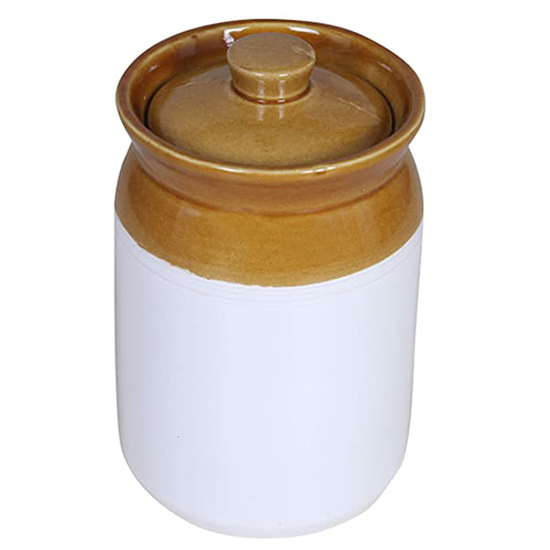Ceramic Pickle Storage Jar