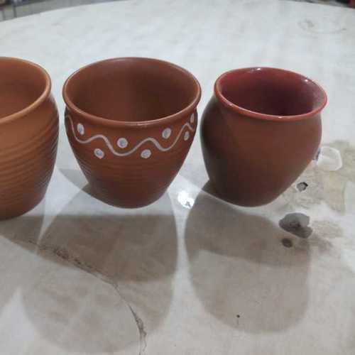 Reusable Clay Tea Kullad
