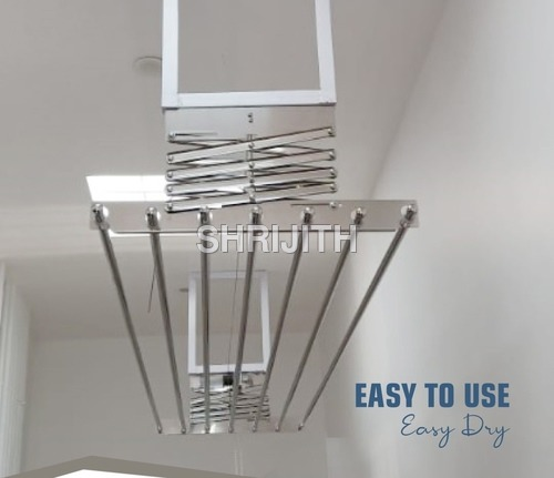 Ceiling Cloth Drying Hanger in RS Puram