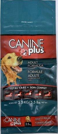 Canine Plus  Pet Food Pouches
