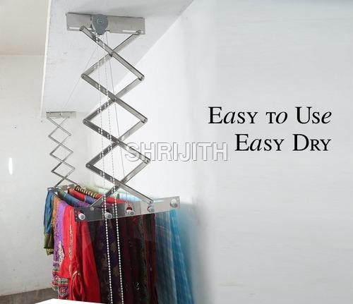 Ceiling Cloth Drying Hanger in Arasur