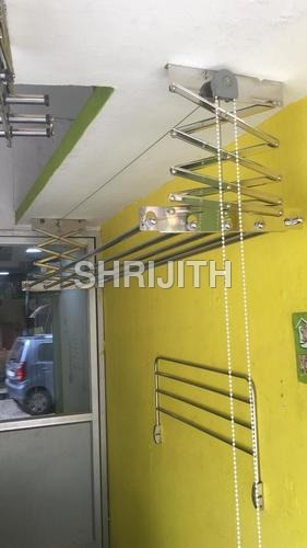Ceiling Cloth Drying Hanger in Chettipalayam