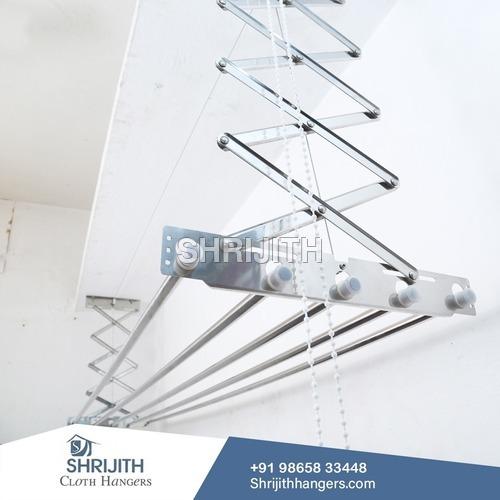 Ceiling Cloth Drying Hanger in Irugur