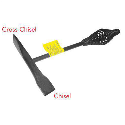 Chipping Hammers American Series CHSHHCC Chisel & Cross Chisel Head