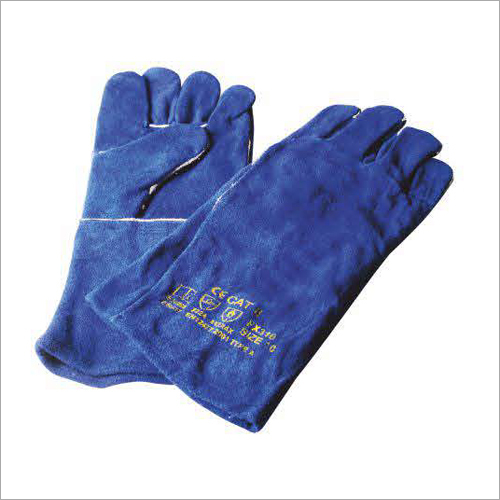 SPLGBLU Premium Leather Gloves