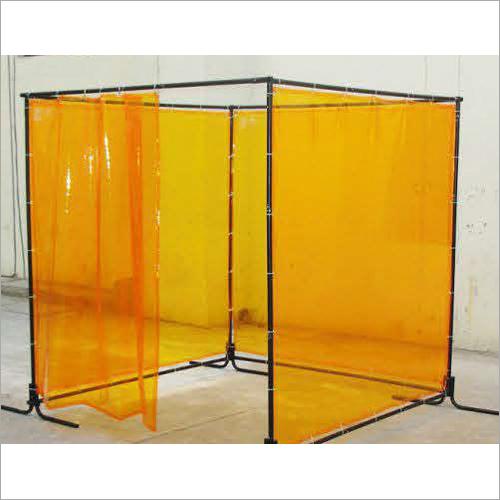 Welding Curtain Booths
