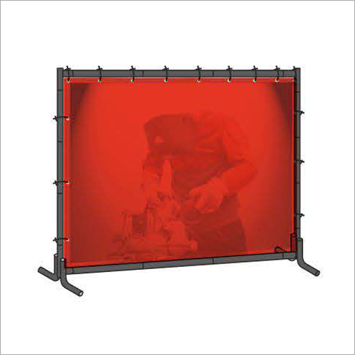 Welding Screens (Curtain With Frame)