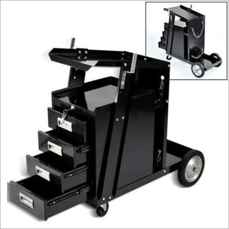 MIMCD Mig Welding Cart With 4 Draws